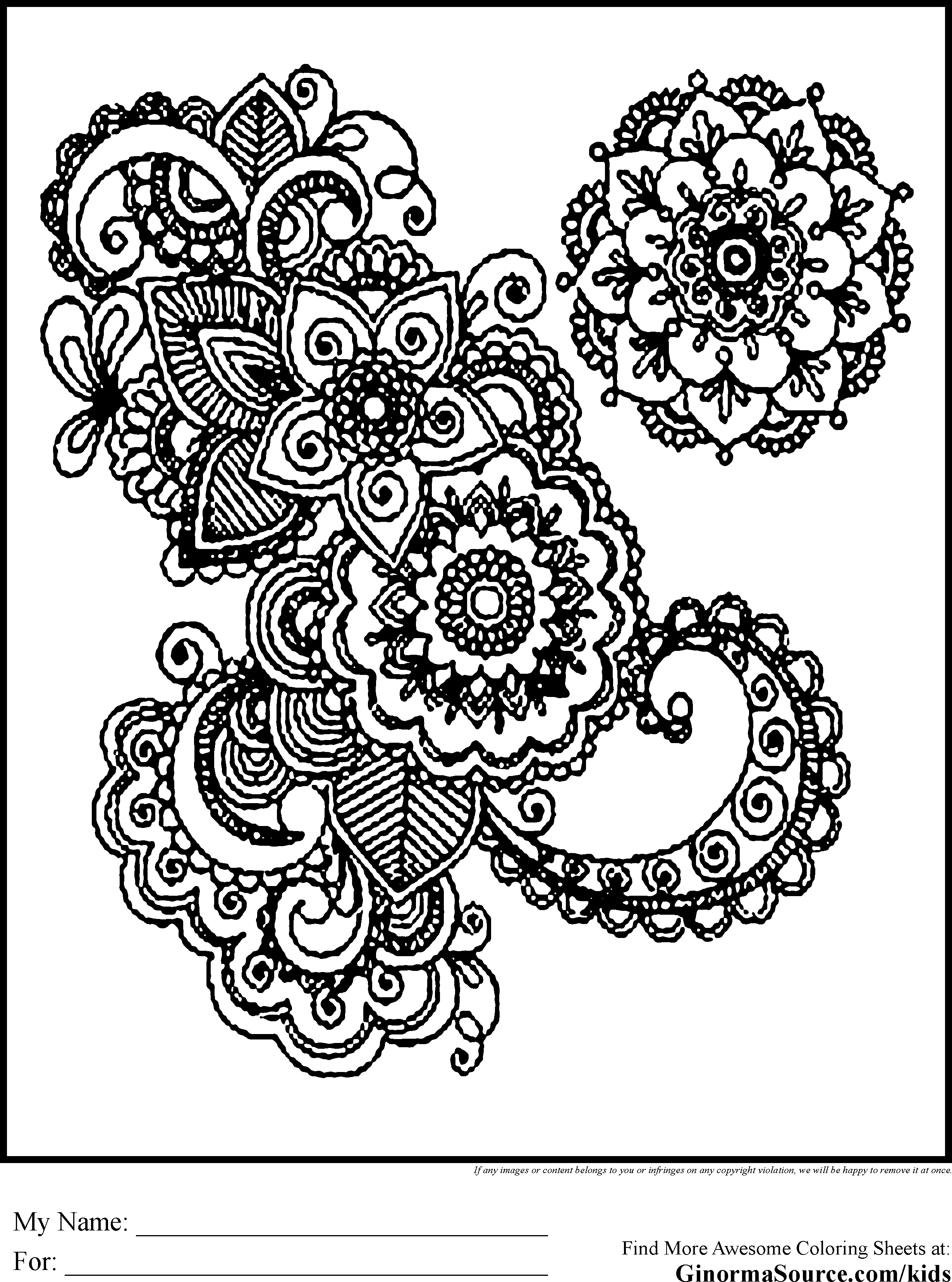 intricate coloring pages printable coloring pages adult coloring pages details intricate coloring pages
