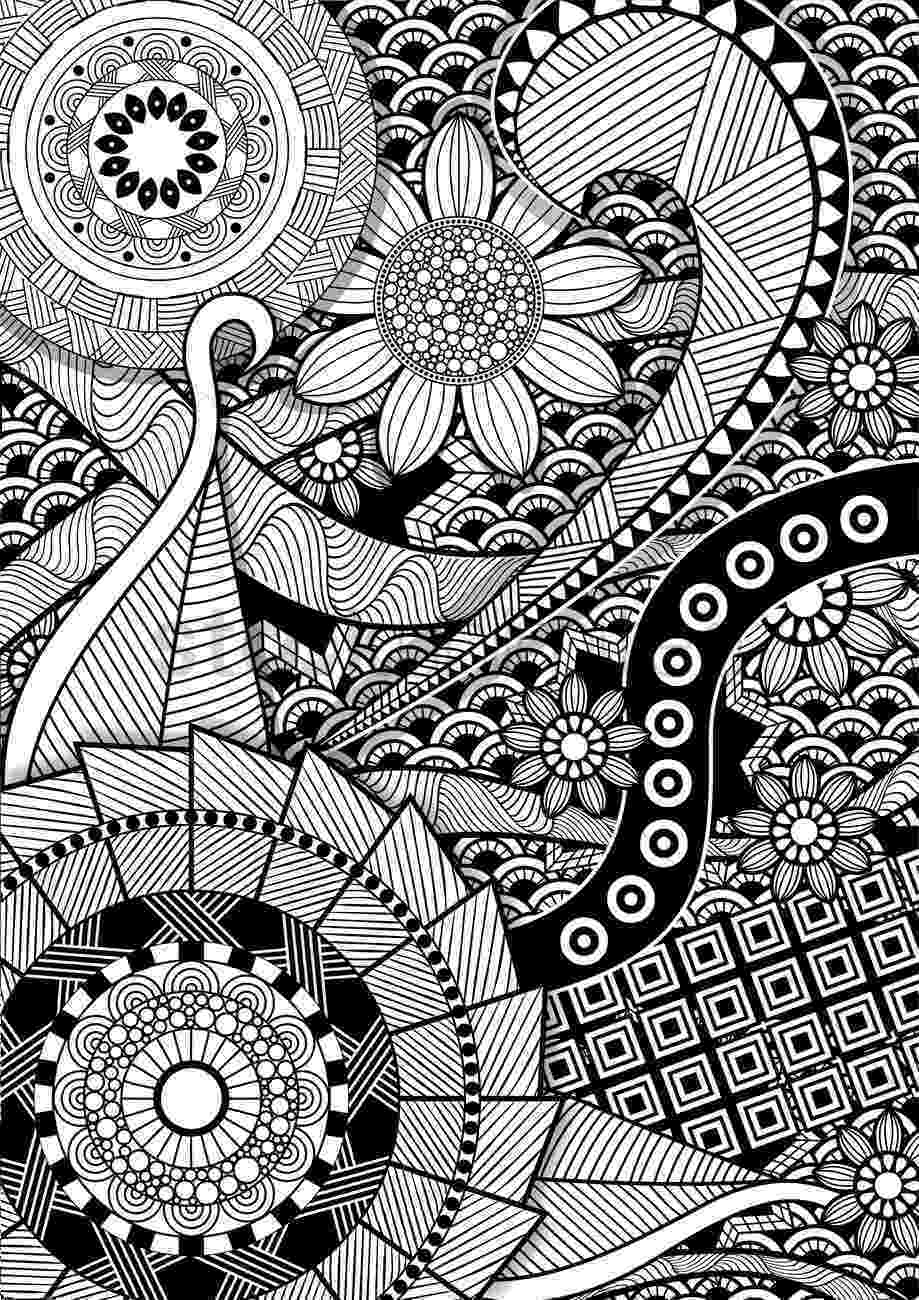 intricate designs to color intricate coloring pages for adults designs about this intricate designs color to