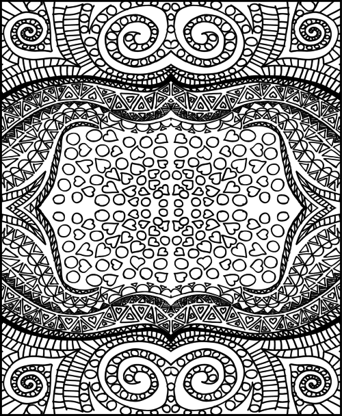intricate designs to color mandalas to color coloring pages for adults and art to designs color intricate