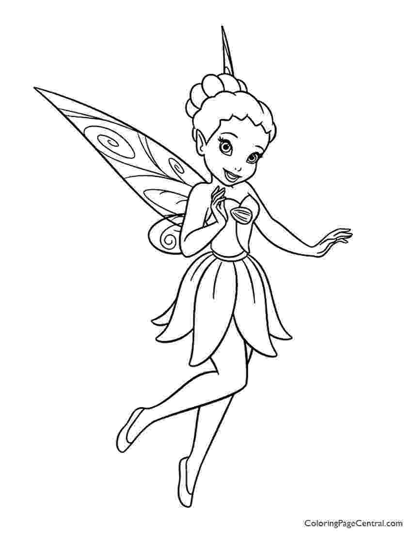 iridessa coloring pages disney characters fairies quot iridessa quot coloring sheet iridessa coloring pages