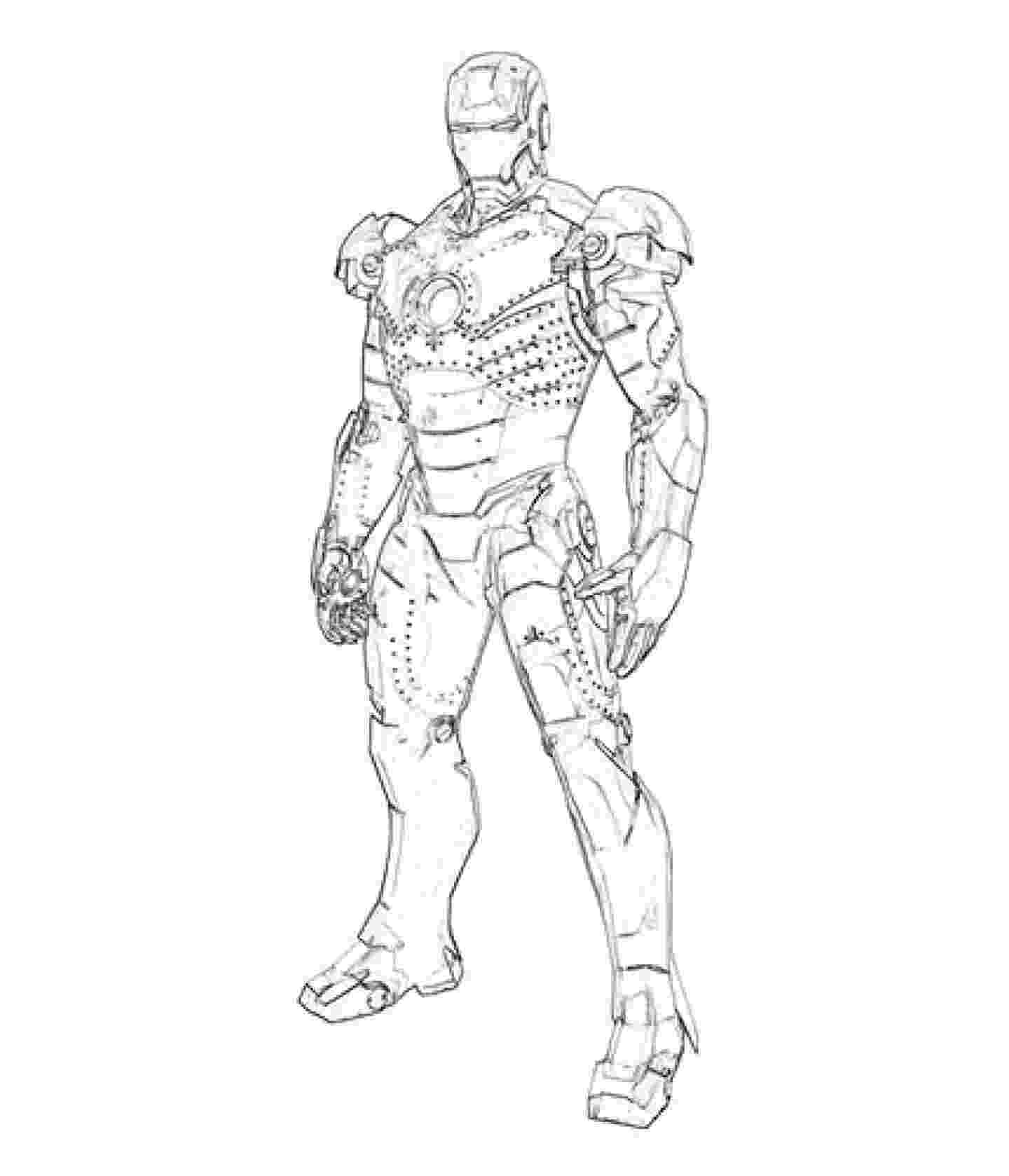 ironman coloring free printable iron man coloring pages for kids best ironman coloring 1 3