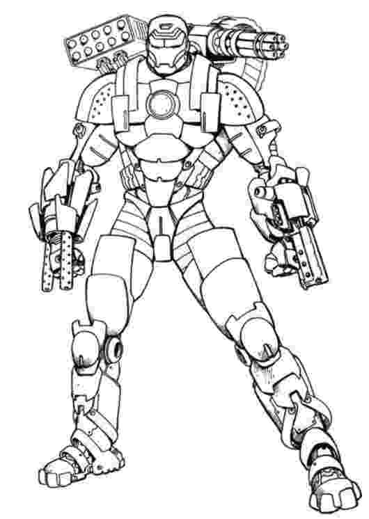 ironman coloring free printable iron man coloring pages for kids best ironman coloring 1 4