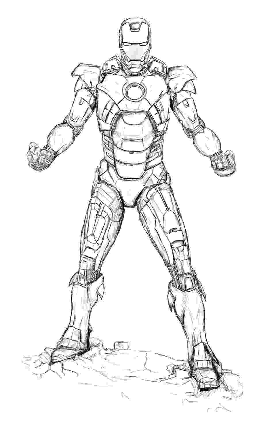 ironman pictures to print wonderful iron man coloring pages for kids to ironman pictures print