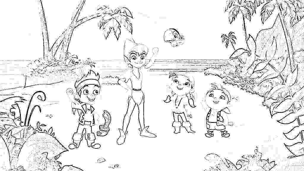 jake and the neverland pirates captain hook coloring pages jake and the neverland pirates 2 free disney coloring pages pirates captain neverland jake and the coloring hook