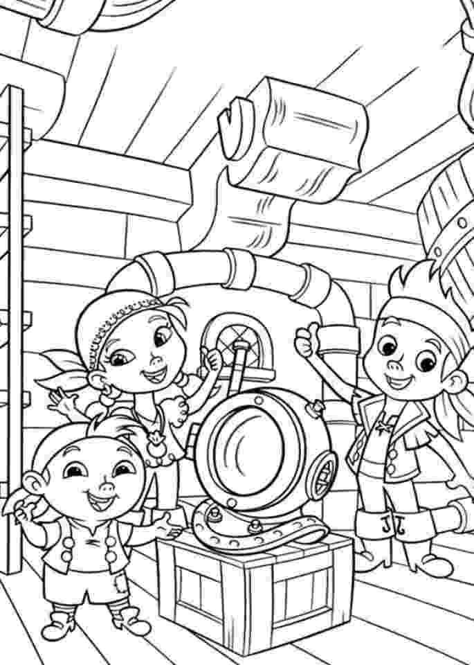 jake neverland pirates coloring pages jake and the neverland pirates coloring pages pirates jake pages neverland coloring