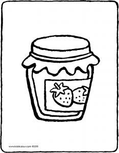 jam coloring pages peanut butter jelly free colouring pages jam pages coloring