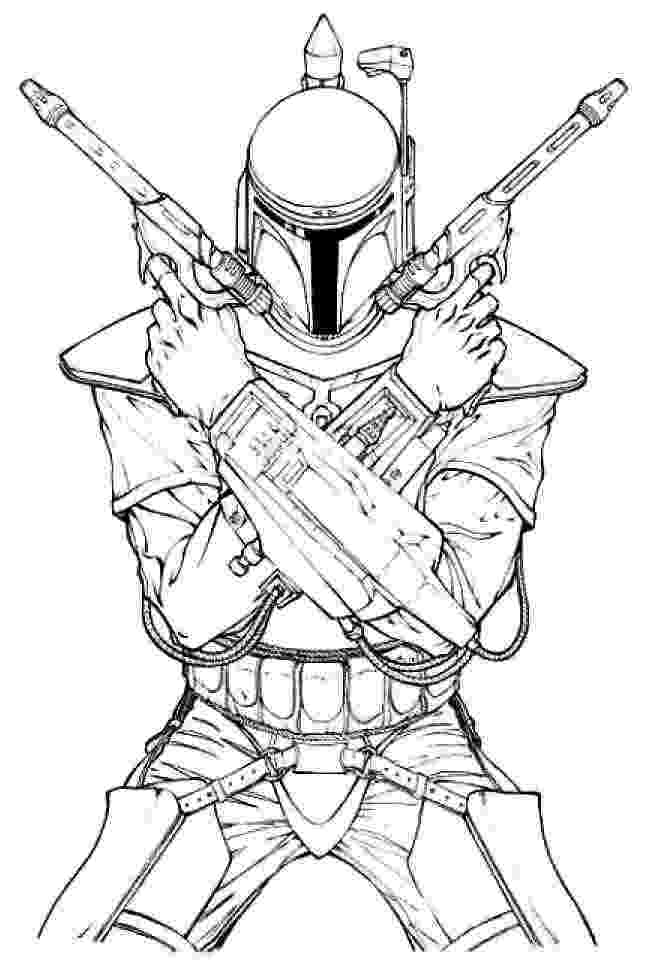 jango fett coloring pages boba fett helmet drawing at getdrawingscom free for jango fett pages coloring
