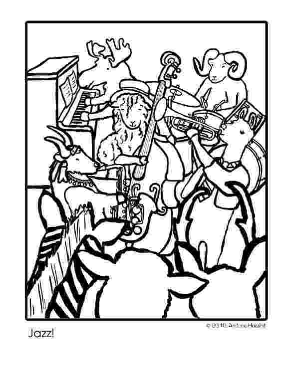 jazz coloring pages 23 best jazz lounge images on pinterest jazz lounge jazz pages coloring