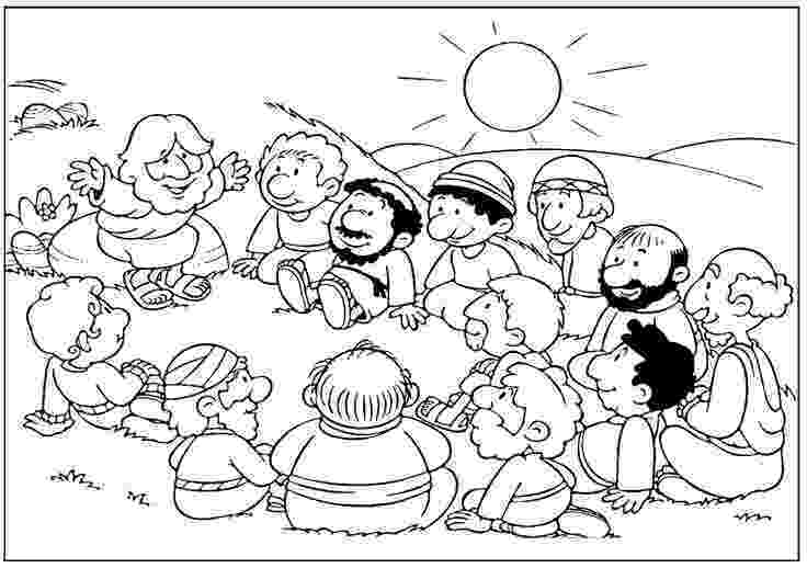 jesus and disciples coloring page 1000 images about 12 apostles on pinterest coloring page disciples and jesus