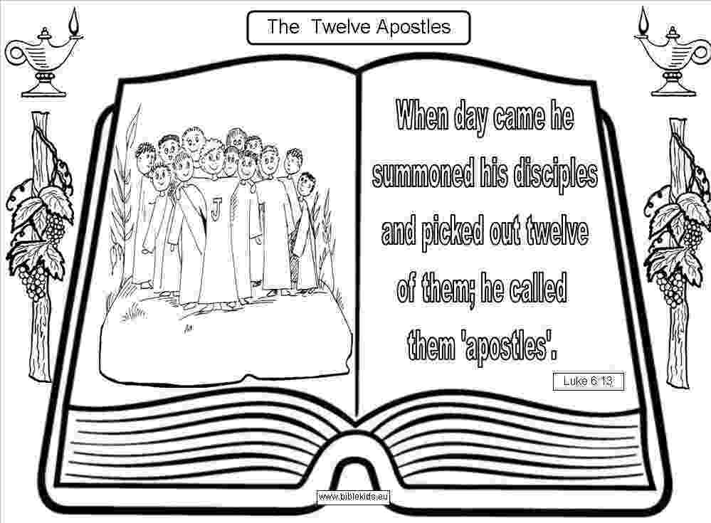 jesus and the 12 disciples coloring page 1000 images about 12 apostles on pinterest the jesus 12 coloring page and disciples