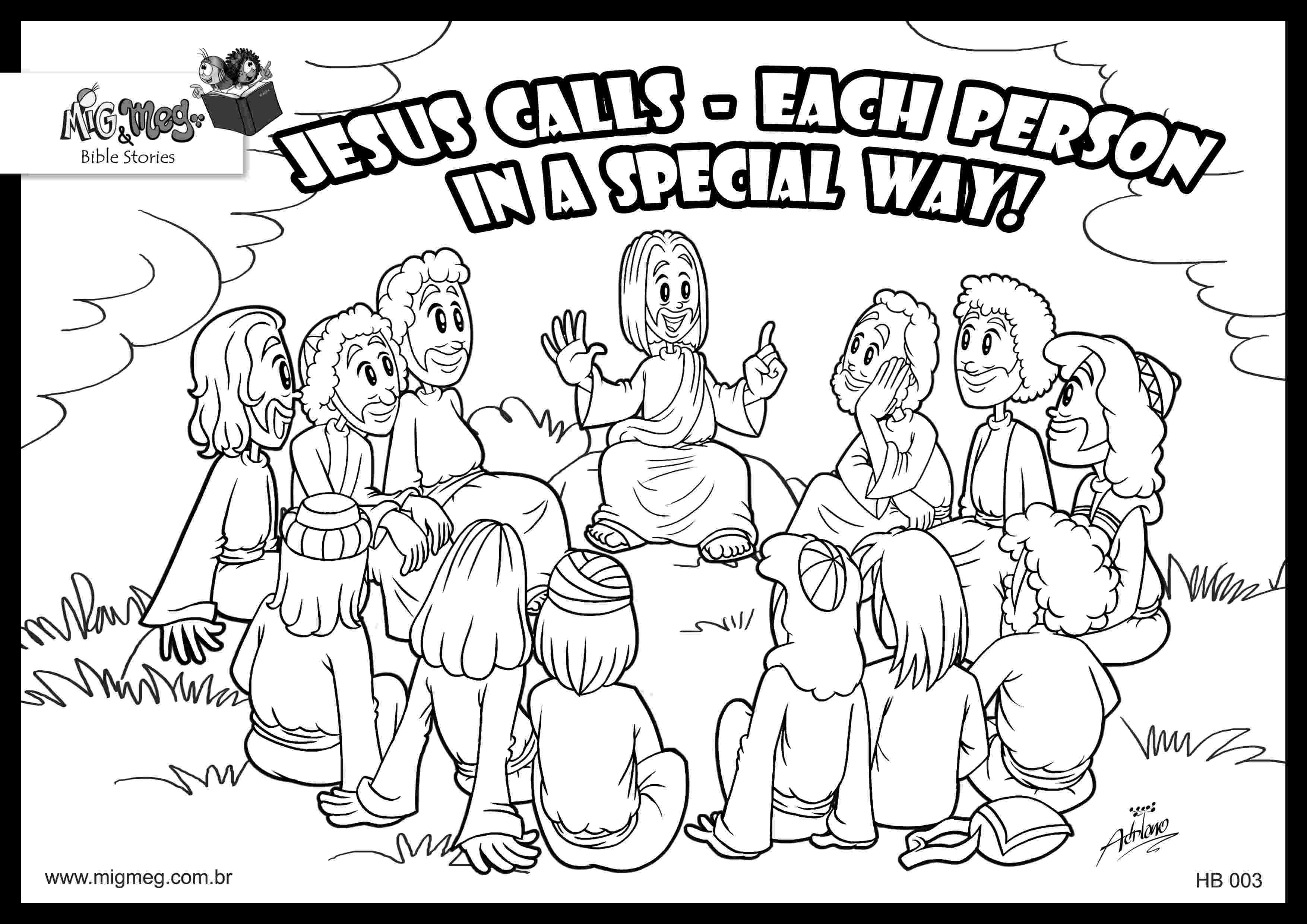 jesus and the 12 disciples coloring page 12 disciples coloring page jesus coloring pages coloring jesus disciples 12 and the page