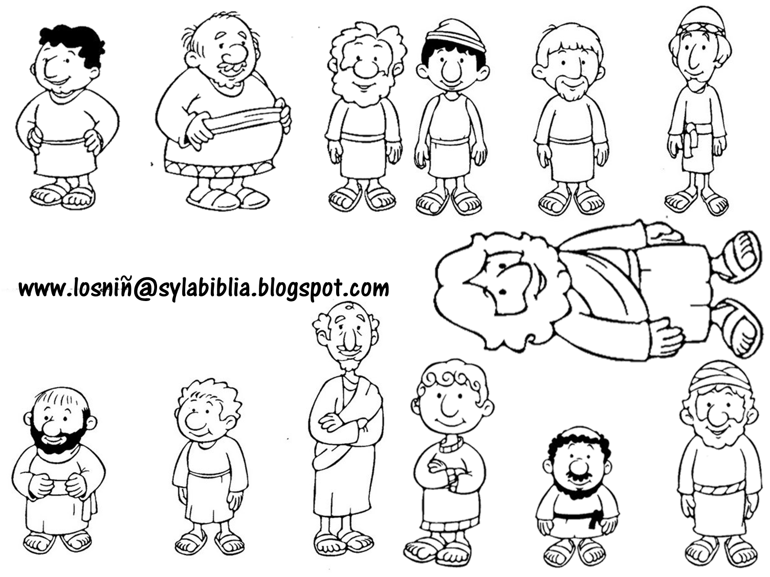 jesus and the 12 disciples coloring page the twelve nephite disciples page 12 and disciples the coloring jesus