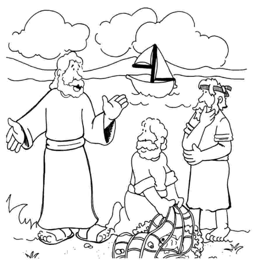 jesus and the disciples coloring pages jesus calls his disciples coloring pages crafting the coloring jesus pages and disciples the