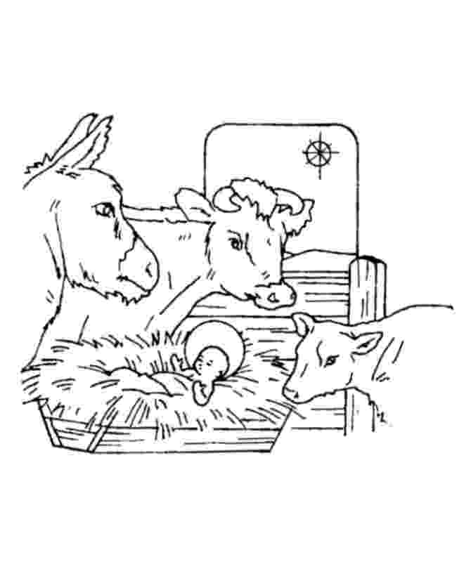 jesus in a manger coloring page coloring pages for quotkidsquot fairview christian church a coloring page jesus manger in