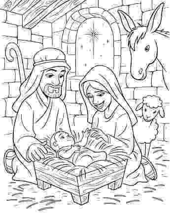 jesus in a manger coloring page free printable nativity coloring pages for kids best coloring jesus manger a in page