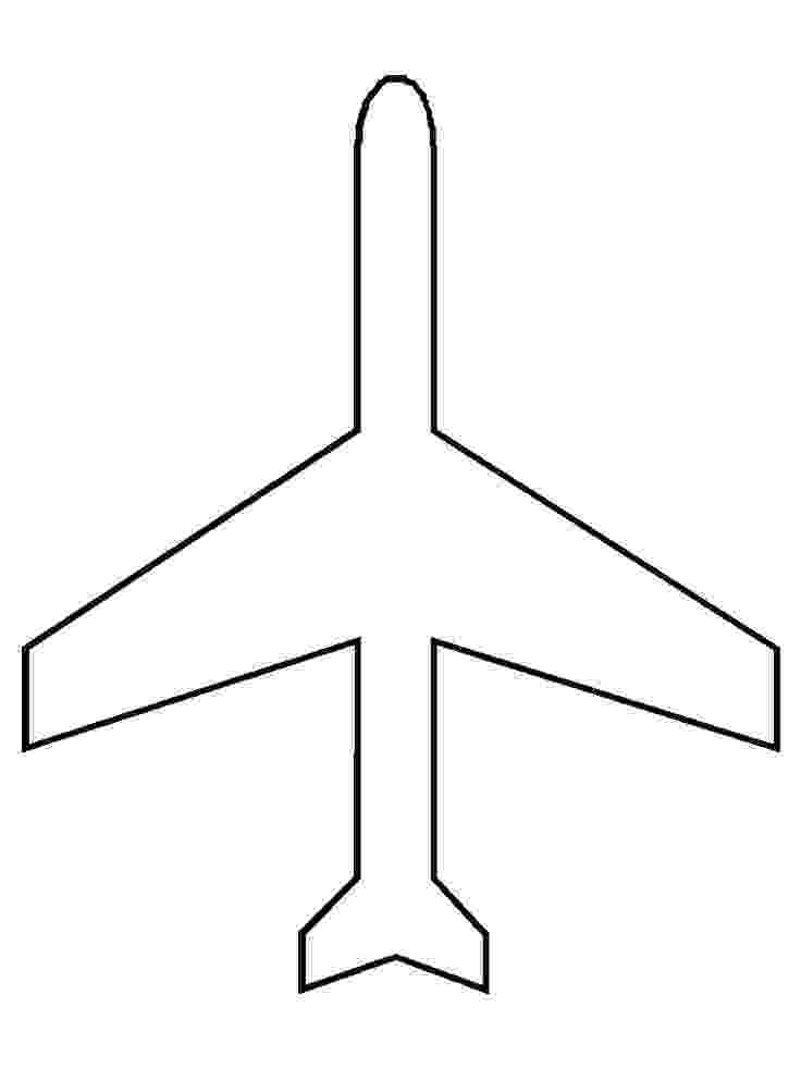 jet plane template airplane stencil 1 h m coloring pages jet plane template