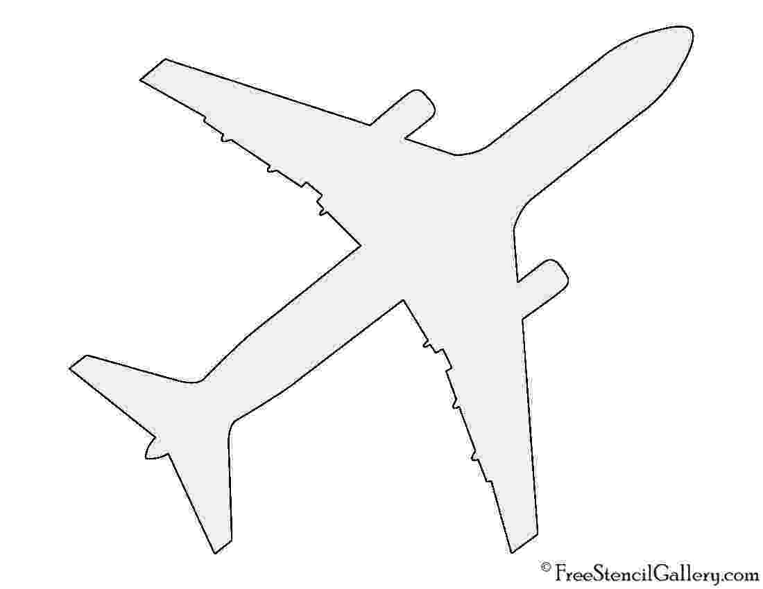 jet plane template airplane stencil 67 h m coloring pages plane jet template