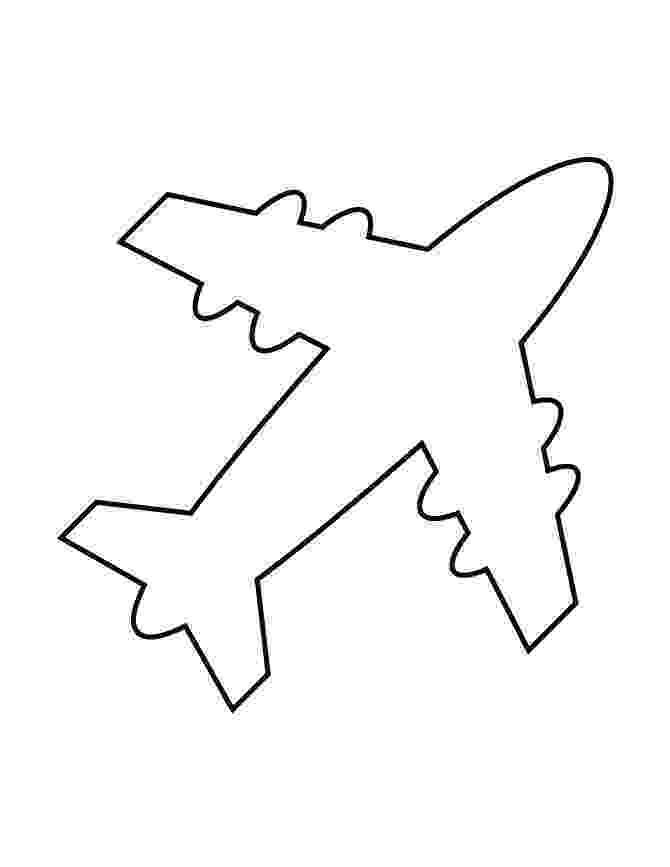 jet plane template plane stencil 98 h m coloring pages jet template plane