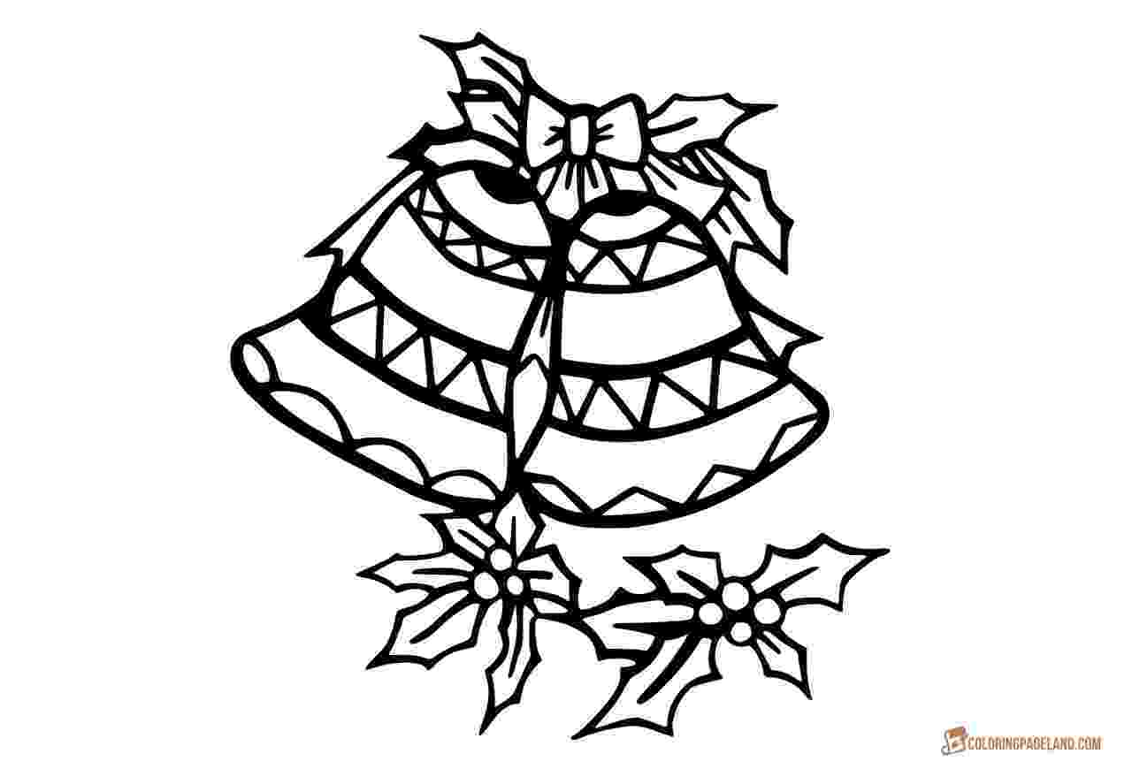 jingle bells coloring pages christmas bells coloring pages coloring pages jingle bells