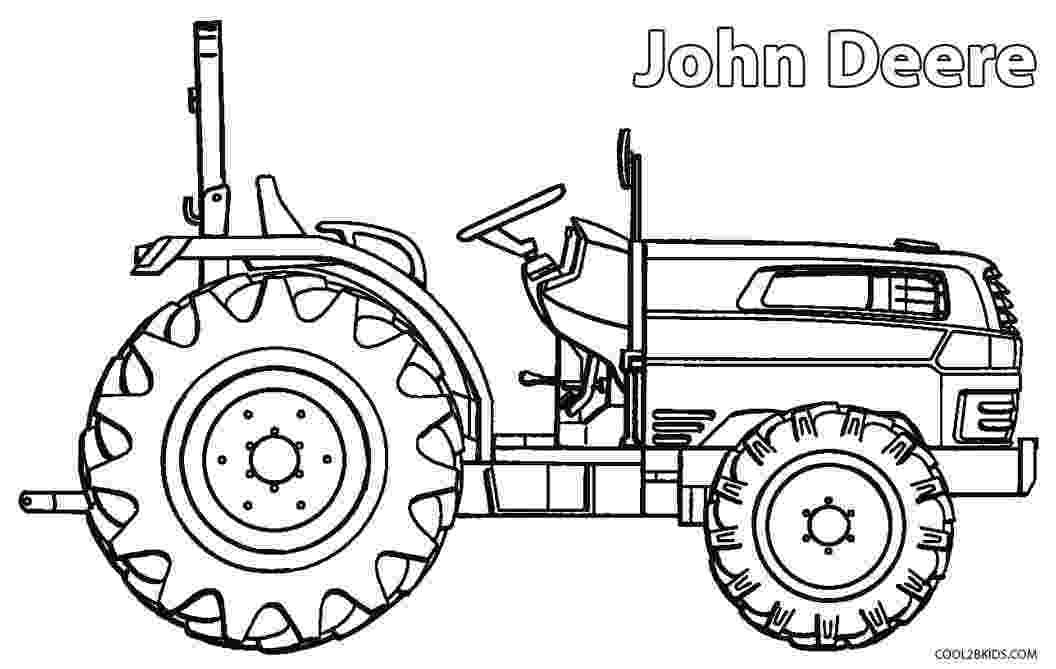 john deere tractor coloring pages printable john deere coloring pages for kids cool2bkids coloring tractor john deere pages