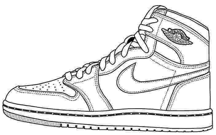 jordan coloring sheets nike jordan sneakers coloring page free printable coloring sheets jordan