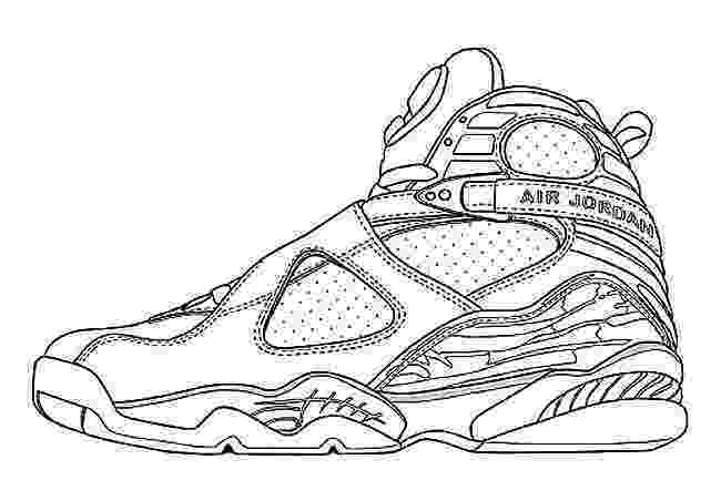 jordan coloring sheets undefeated x air jordan 8 retro to release in 2017 air jordan sheets coloring