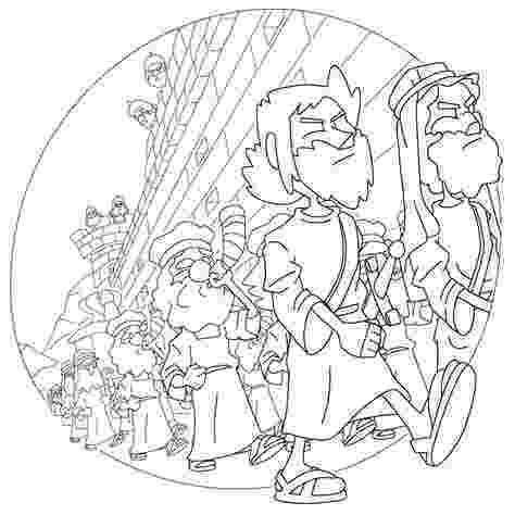 joshua and caleb coloring pages 12 spies coloring sheet moses to pick leaders from caleb pages joshua and coloring