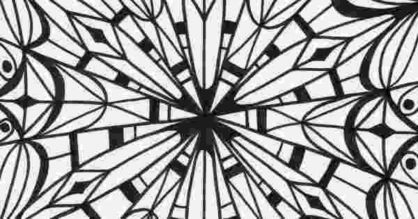 kaleidoscope colouring patterns kaleidoscope coloring pages kidsuki kaleidoscope patterns colouring
