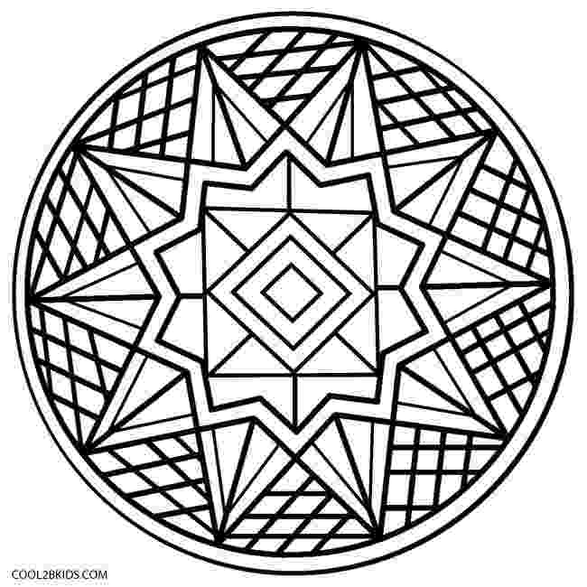 kaleidoscope pictures to color printable kaleidoscope coloring pages for kids cool2bkids color kaleidoscope to pictures