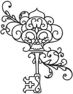 key coloring page key coloring page coloring pages for children key coloring page