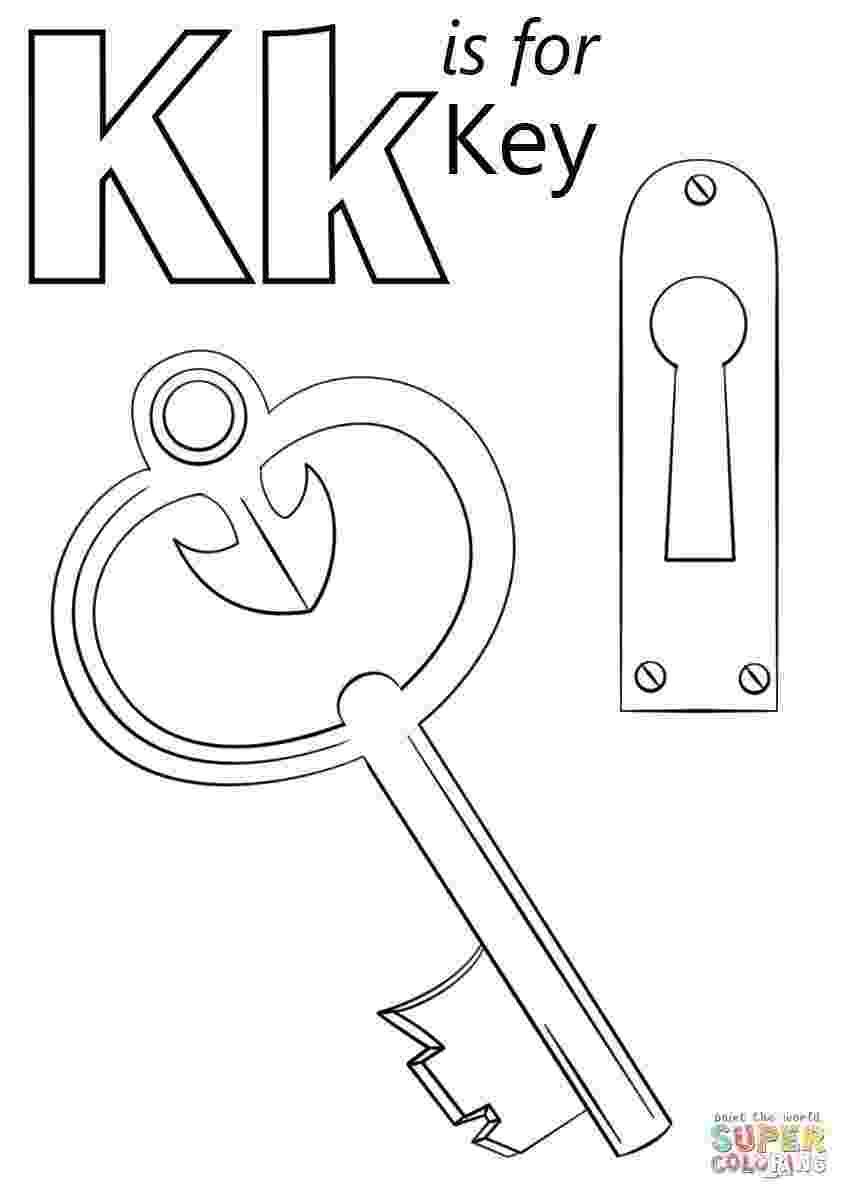 key coloring page key outline clip art at clkercom vector clip art online key coloring page
