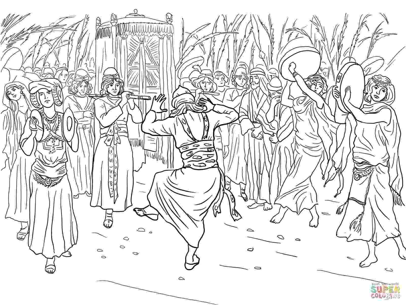 king david pictures color david and absalom coloring page coloring home david king color pictures