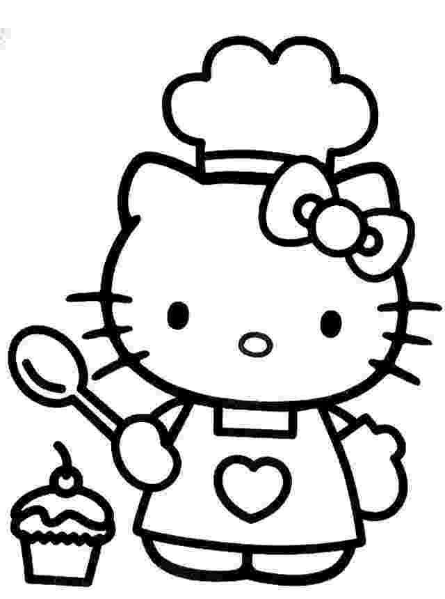 kitty hello coloring pages ausmalbilder für kinder malvorlagen und malbuch kitty coloring kitty hello pages