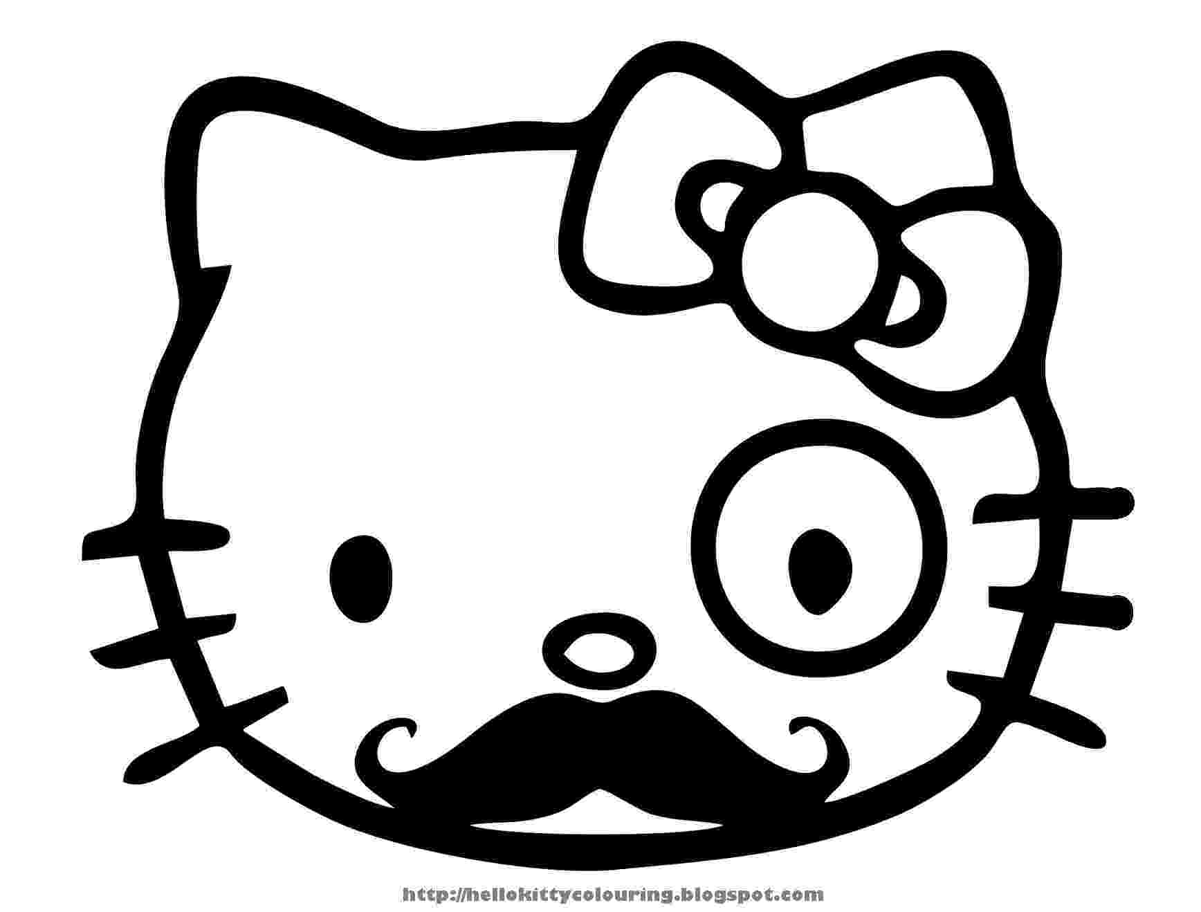 kitty printables hello kitty coloring pages kitty printables 1 1