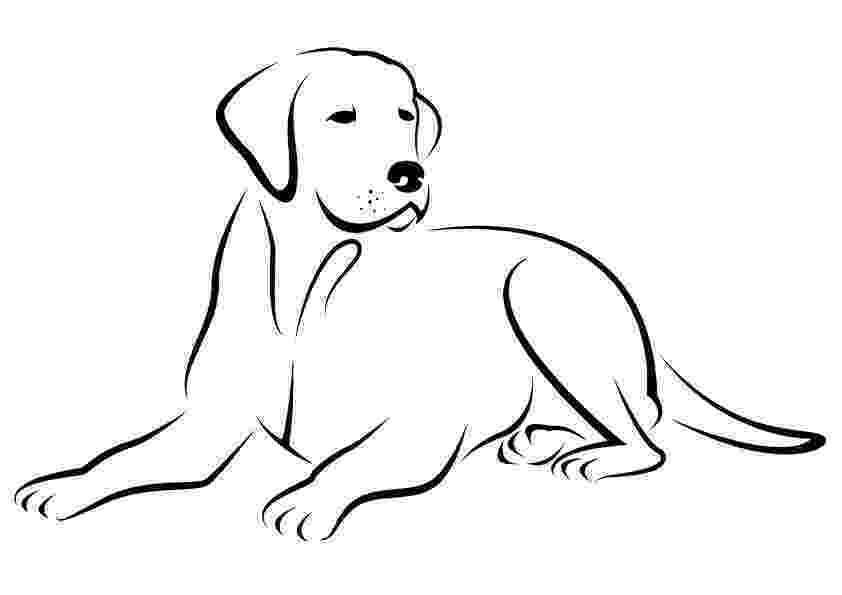 labrador coloring pages labrador retriever coloring page printable by baymoonstudio pages labrador coloring