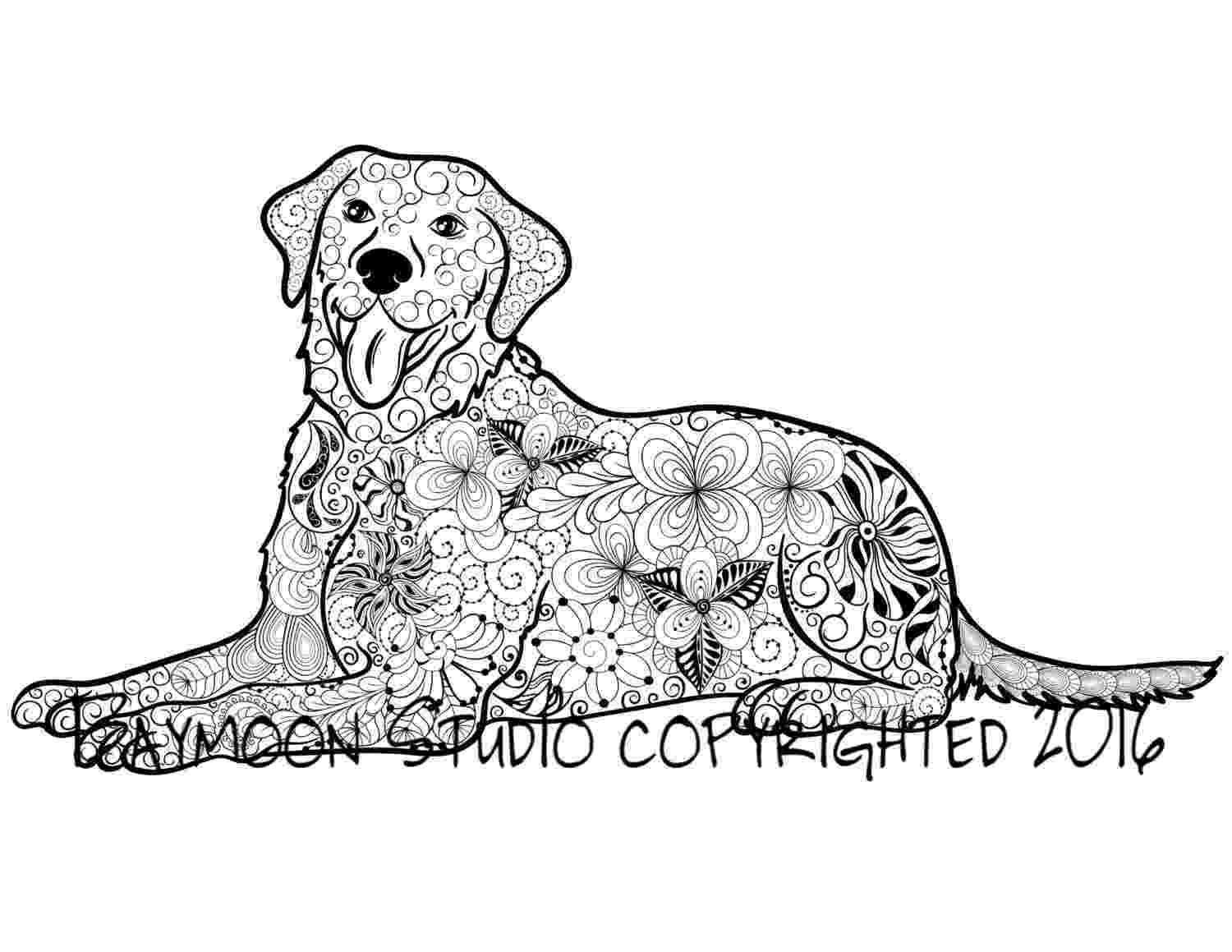 labrador coloring pages online coloring pages starting with the letter l labrador pages coloring