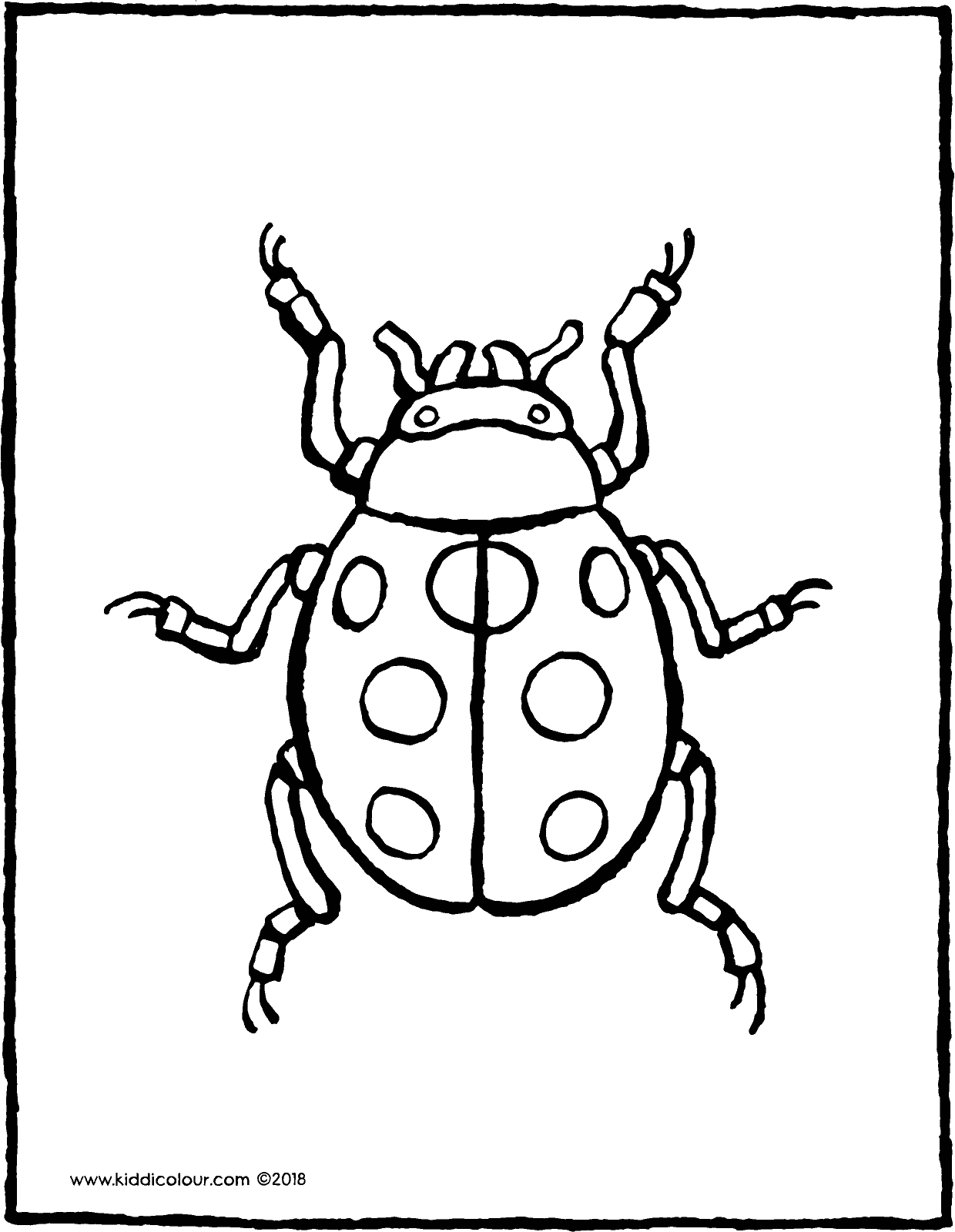 ladybird colouring page ladybug coloring pages to download and print for free page colouring ladybird