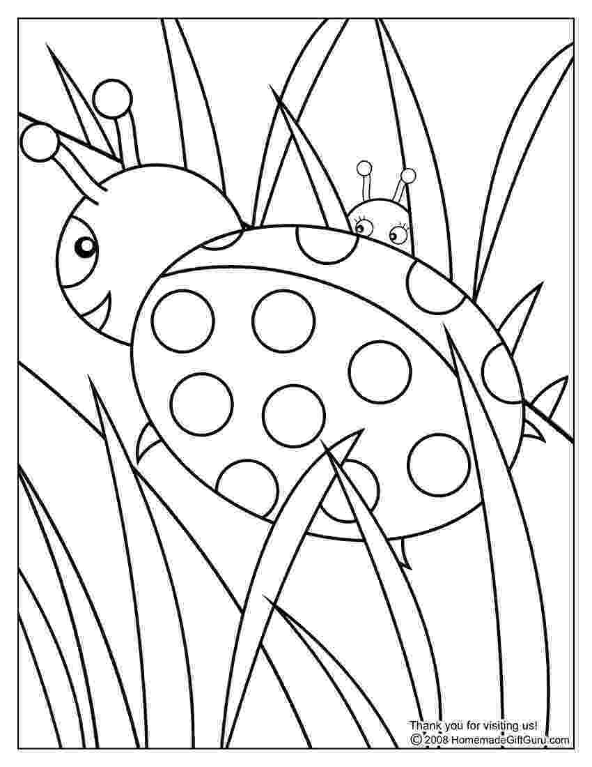 ladybugs coloring pages cute ladybug coloring pages getcoloringpagescom coloring pages ladybugs