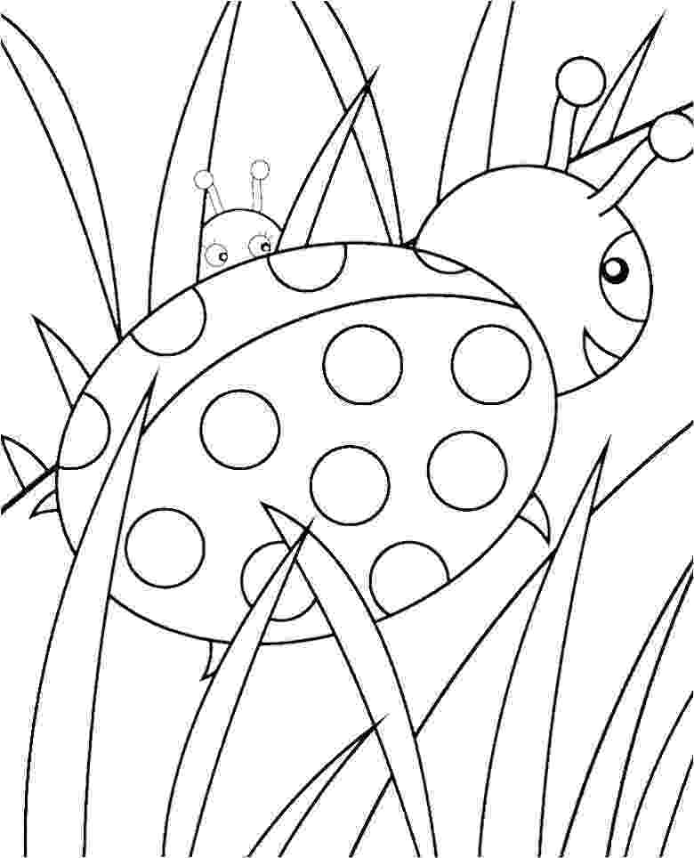 ladybugs coloring pages ladybug coloring pages birthday printable pages coloring ladybugs