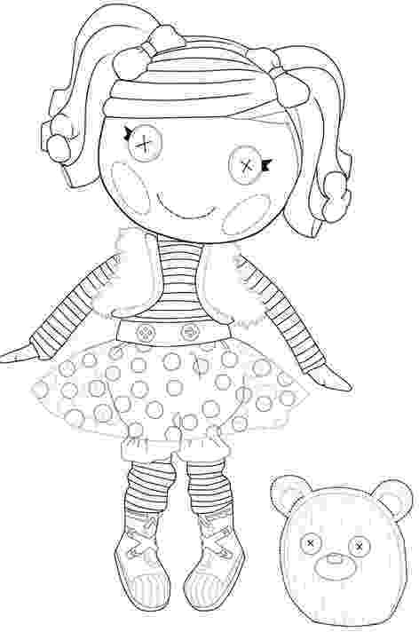 lalaloopsy free printable coloring pages the best lalaloopsy dolls coloring pages free coloring lalaloopsy printable pages