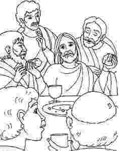 last supper coloring pages 1000 images about bible jesus the lord39s supper on last supper coloring pages