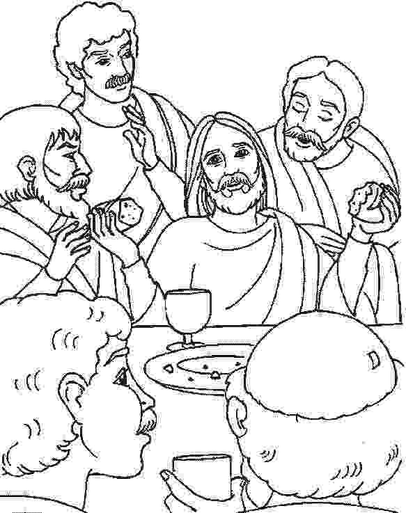 last supper coloring pages 17 best images about bible jesus the lord39s supper on pages coloring last supper