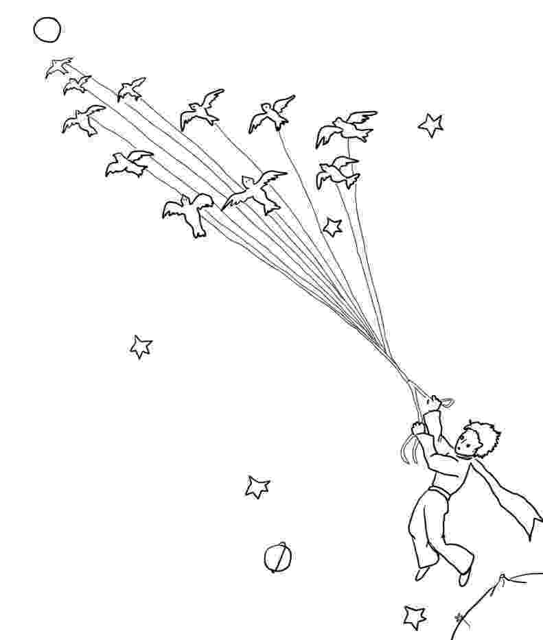 le coloring sheet le petit prince coloring pages to download and print for free le coloring sheet 1 1