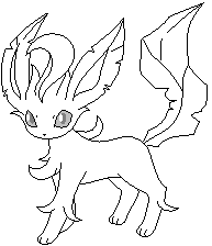 leafeon coloring pages glaceon coloring pages at getcoloringscom free coloring leafeon pages