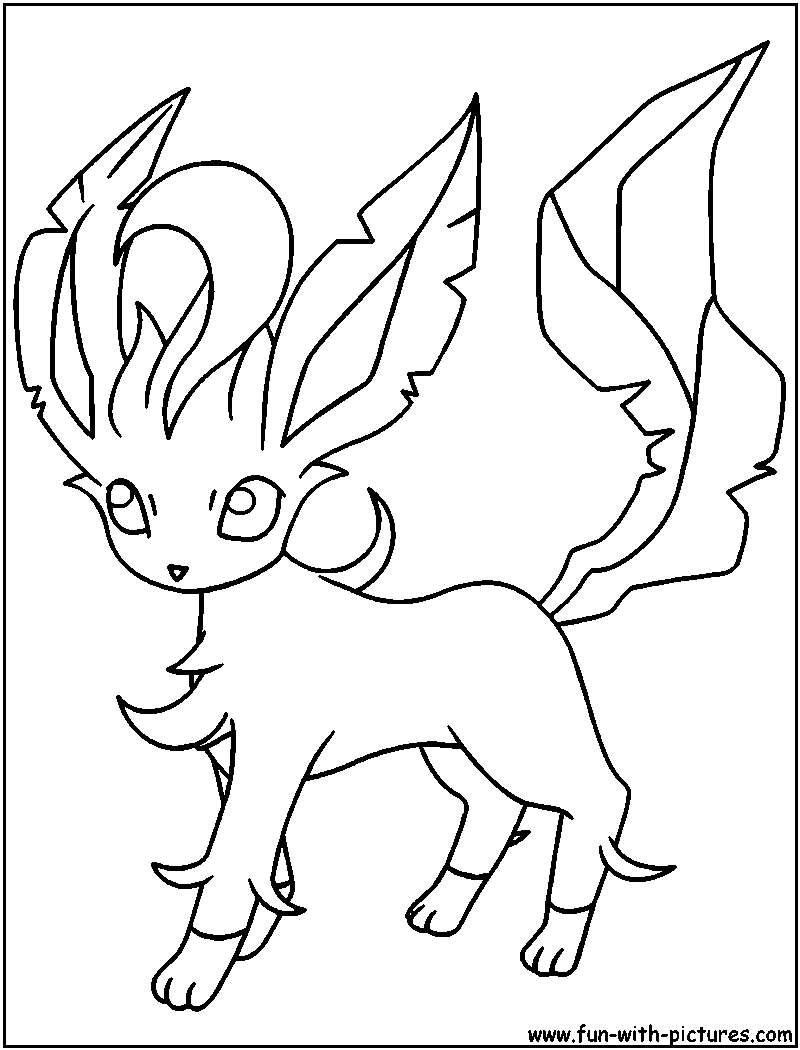 leafeon coloring pages leafeon coloring page by bellatrixie white on deviantart pages leafeon coloring