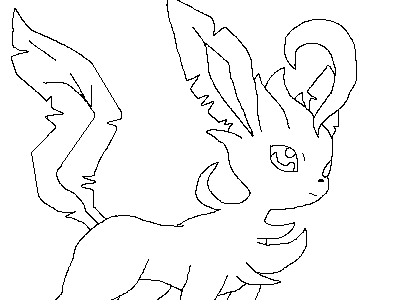 leafeon coloring pages sweet dreams leafeon by jadedragonne on deviantart pages leafeon coloring