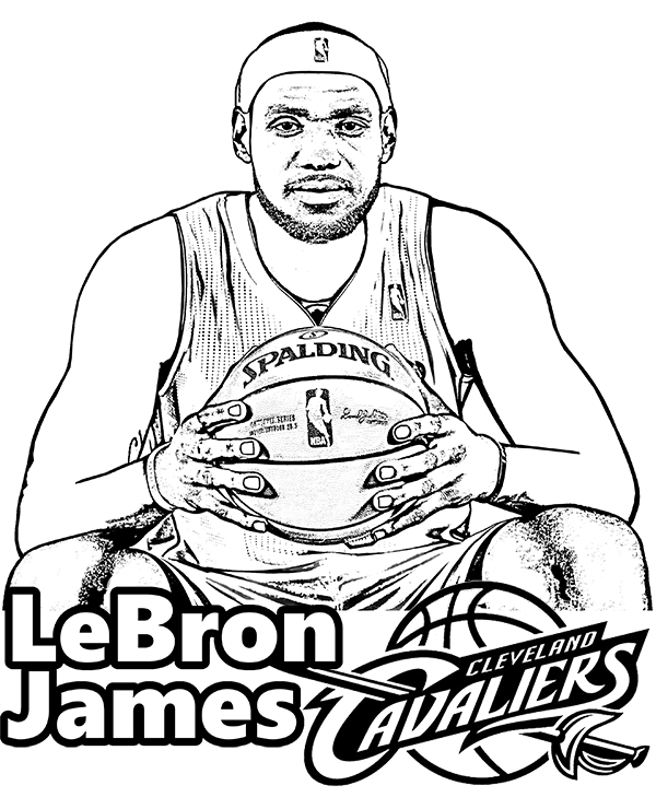 lebron james coloring pages lebron james coloring page picture sheet to print nba coloring pages lebron james