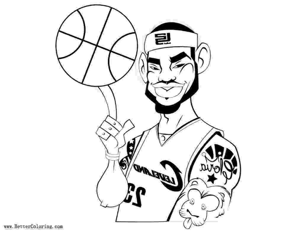 lebron james coloring pages lebron james coloring pages to download and print for free coloring pages james lebron