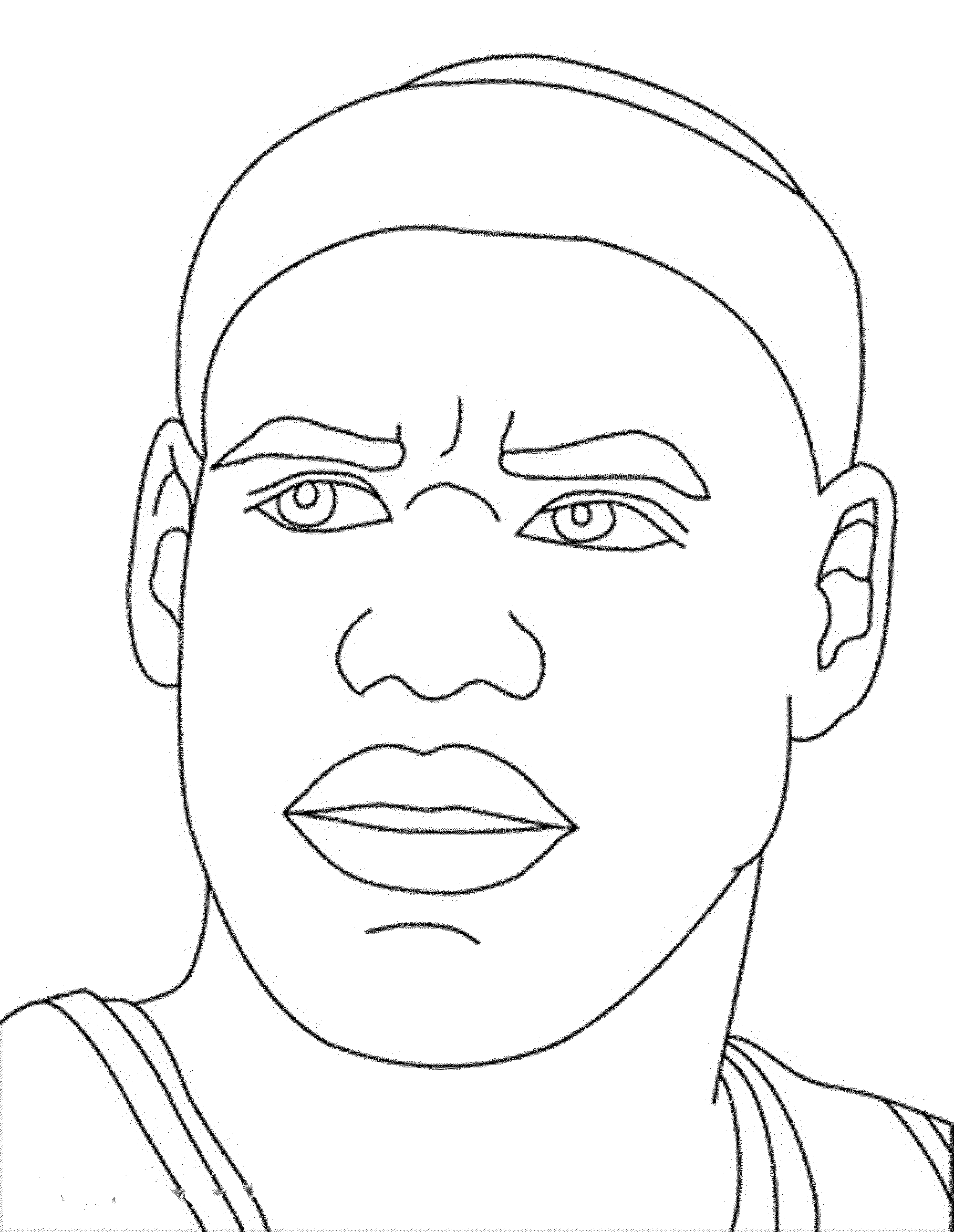 lebron james coloring pages lebron james coloring pages to download and print for free pages lebron james coloring