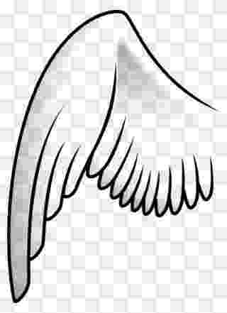 left angel wing free angel wings clipart download free clip art free left wing angel